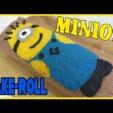 Minion Kuchen DiY- Ich einfach unverbesserlich 2