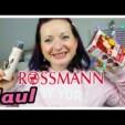 Rossmann Haul + Protukt Test & Empfehlung
