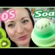 eos DiY Kiwi  Seife  (eos Diy Kiwi Soap )