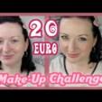 20 Euro Make-Up Challenge