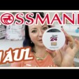 Rossmann xxl Haul Oktober