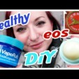 Healthy Eos DiY – Wick Vapo Rub + Tigerbalm (How to Make)