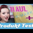 Primark Haul – Winter Frühling + Produkt Tests (Flash Tattoos, Contour Set))