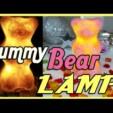 DiY Gummybear Lamp / DiY Gummibär Lampe