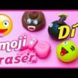 Emoji DiY Eraser / Emoji DiY Radiergummi