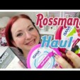 Rossmann Haul 2016 April  (+ Review)