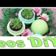 eos DiY Mini Garten / eos DiY mini garden (Frühling/Spring)