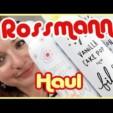 Rossmann HAUL Juli