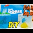 DiY Fisch Seife Findet Dorie / DiY Findet Dorie / Fish in a bag soap