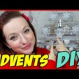 Advents DiY – Paletten Bäumchen / Adventskalender – upcycling