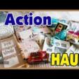 XXL Action HAUL für 110 Euro – Deko – Bastelbedarf – Schulbedarf – Haushalt
