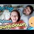 Babybauch Countdown (5 Tage bis zum ET) – Country Chaos