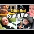 Friseur Termin – Action Haul – zu Ikea – Family Vlog -CountryChaos