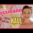 Rossmann Haul Juli 2019 – Hauls are back ;) – CountryChaos