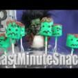 Halloween Grusel Rezepte: 3 Last Minute Snacks