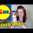 Mein 1. Food Haul ( Lidl )