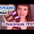 Primark  Haul + Haarkreide Test
