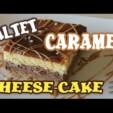 Saltet Caramel Cheese Cake (mega lecker)