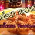 indisch Kochen Chicken Makhan